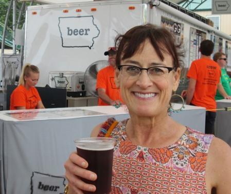 craft beer tent