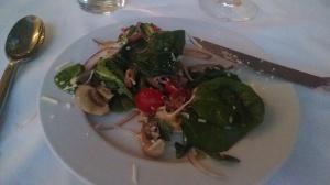 4 kilt salad